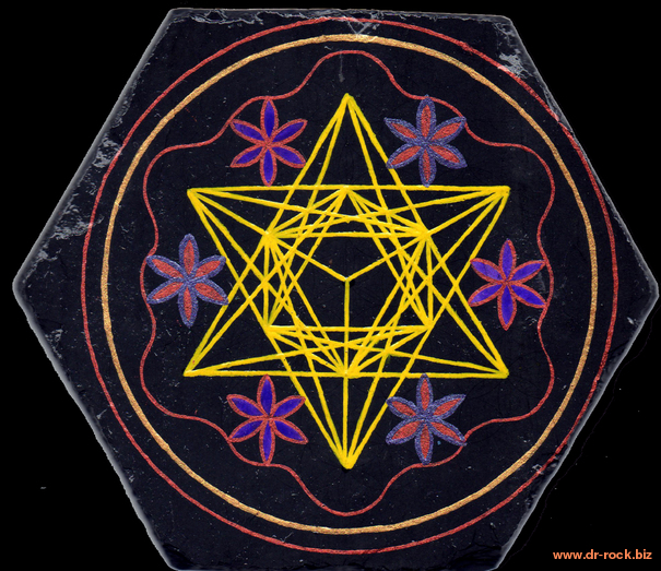 metatrons star2 hex16di